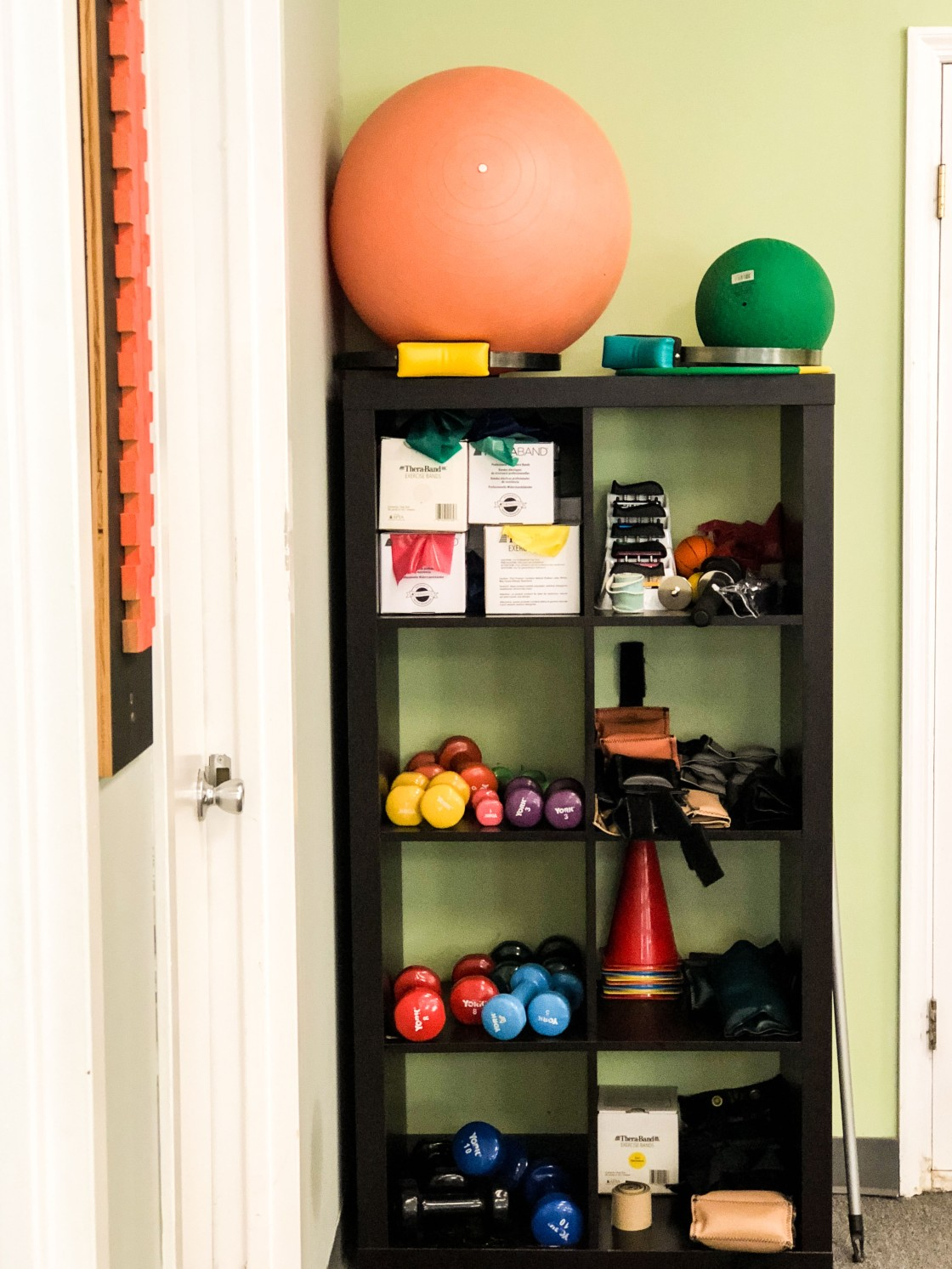 Triboro PT balls and weights Equipment
